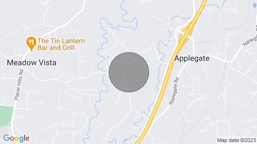 Heron Cottage - Quiet Retreat Map