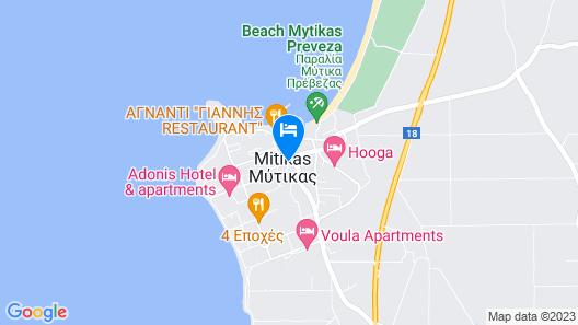 Villa Sophia Map
