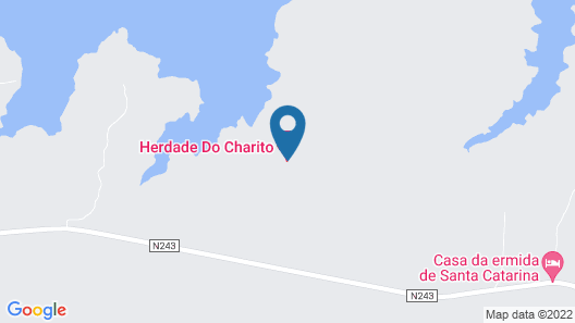 Herdade Do Charito - Double Room With Garden View Map