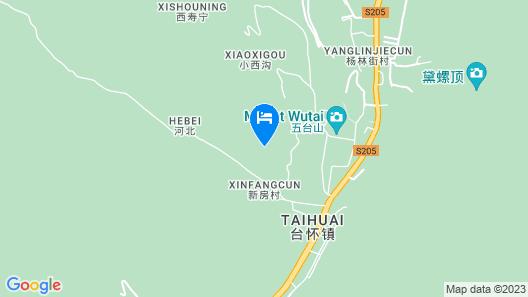 Yunlong Hotel Map