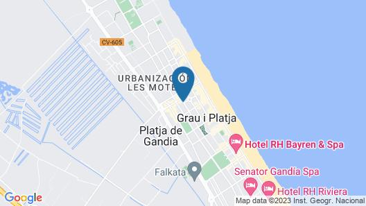ARIADNA Map