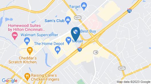 Hyatt Place Cincinnati Airport / Florence Map