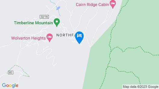 Sno Lodge Map