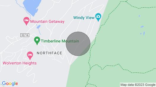 Spruce Lodge Map