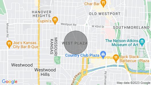 Modern Plaza Condo 3 Map