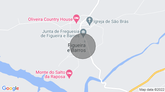O Cantinho da Iza Map