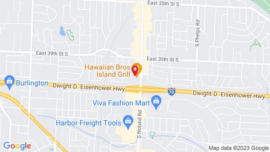Truman Inn Map