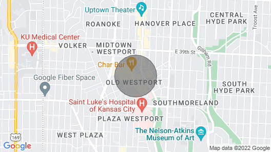 Westport Penthouse Condominium Map