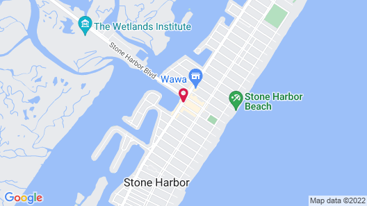 The Reeds at Shelter Haven Map