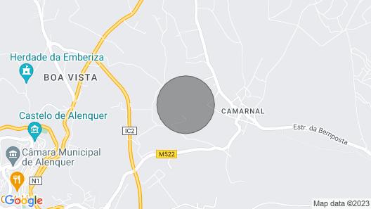 Quinta da Pontinha - Magnificent Quinta in Alenquer Map