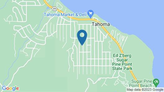 7132 Tahoma - 3 Br Home Map