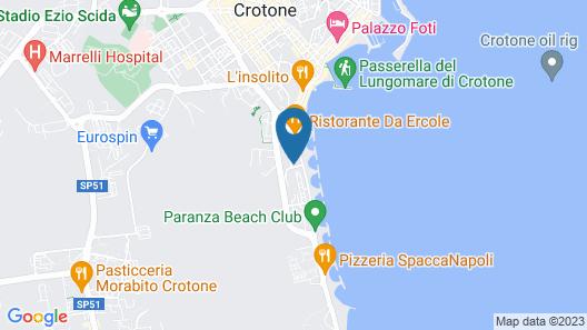 B&b Il girasole Map