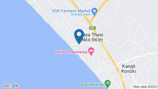 Niko Hotel Map