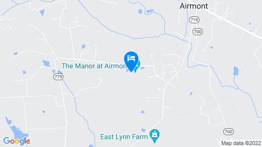 The Manor at Airmont Map