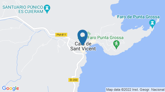 Grupotel Imperio Playa Map
