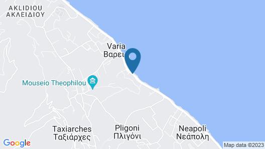 Heliotrope Hotels Map