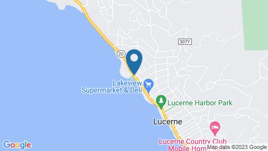 Lakeview Inn Lucerne Map