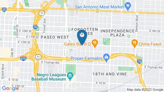 Secret Place Map