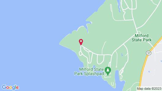 Acorns Resort Map