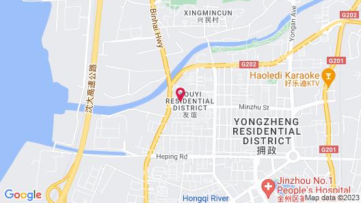 Jinjiang Inn Dalian Jinzhou Hengda Garden Branch Map