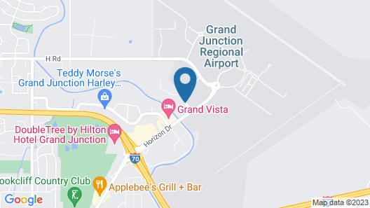 Residence Inn by Marriott Grand Junction Map