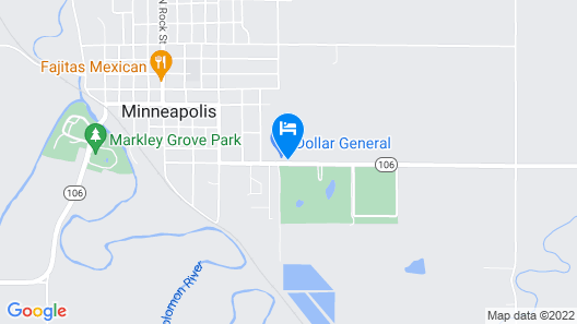 Rock City Motel Map