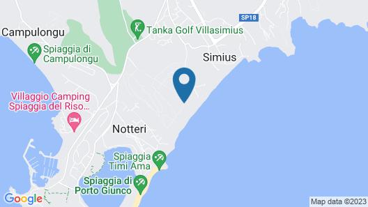VOI Tanka Village Map