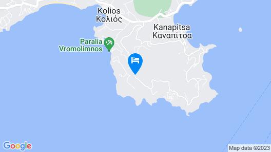 Villa Christina Map