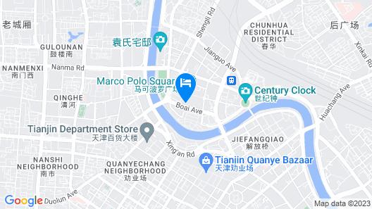 BI Foli Hotel Map