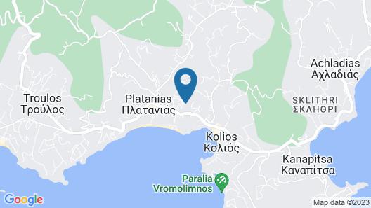 Villa Anna Maria Map