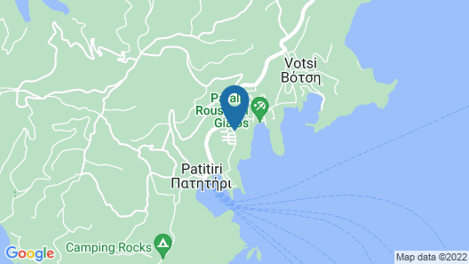 Ikion Eco Boutique Hotel Map