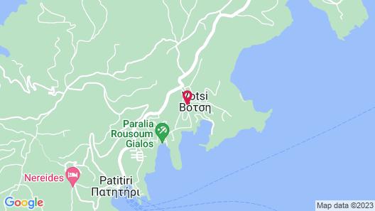 Yalis Hotel Map
