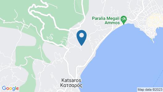 Skiathos Gea Villas Map