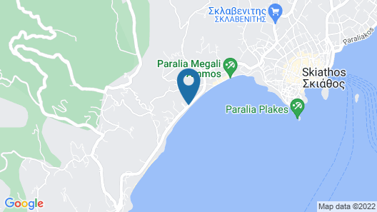 Tomato Beach Hotel Map