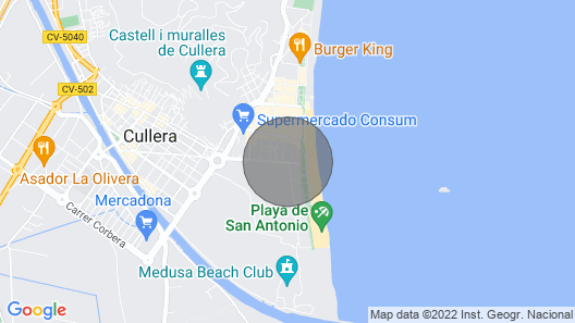 Nereo, 10º-45 Parking 47 Map