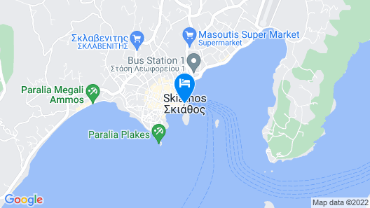 Pension Butterfly Map