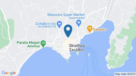 Act Art Skiathos Map