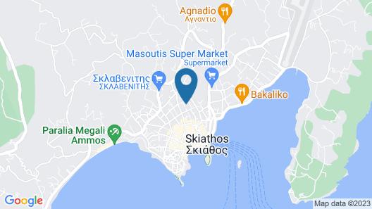Amalthia Studios Map