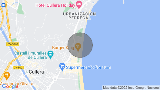 Apartment/ Flat - Cullera Map