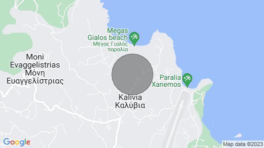Aries Villas:  Villa Capricorn Map