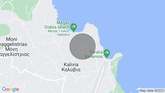 Capricorn Sea View Villa Map