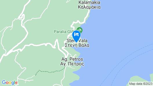Anatoli Villa Map