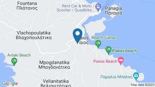 Casa Soula By Konnect Map