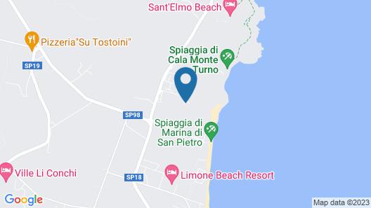 Hotel Villas Resort Map