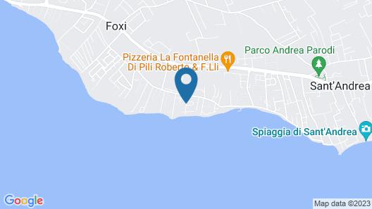 Villa Furoa Map
