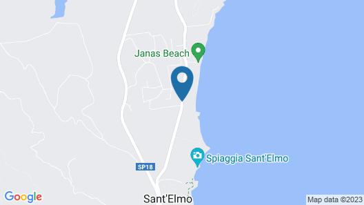 La Villa del Re - Adults Only Map