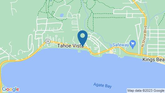Firelite Lodge Map