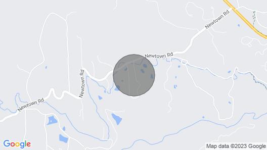 Zensational Nevada City Retreat Map
