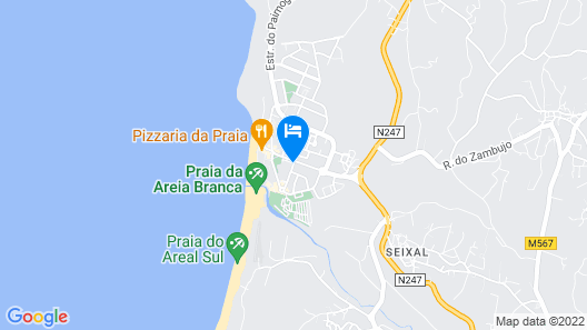 Casa Zizi Bela Map