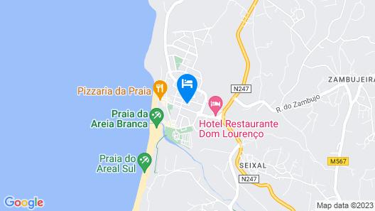 Casa Santana Map